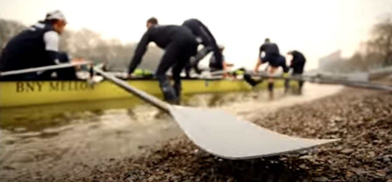 What it takes to Compete in the BNY Mellon Boat Race: an Insider's View