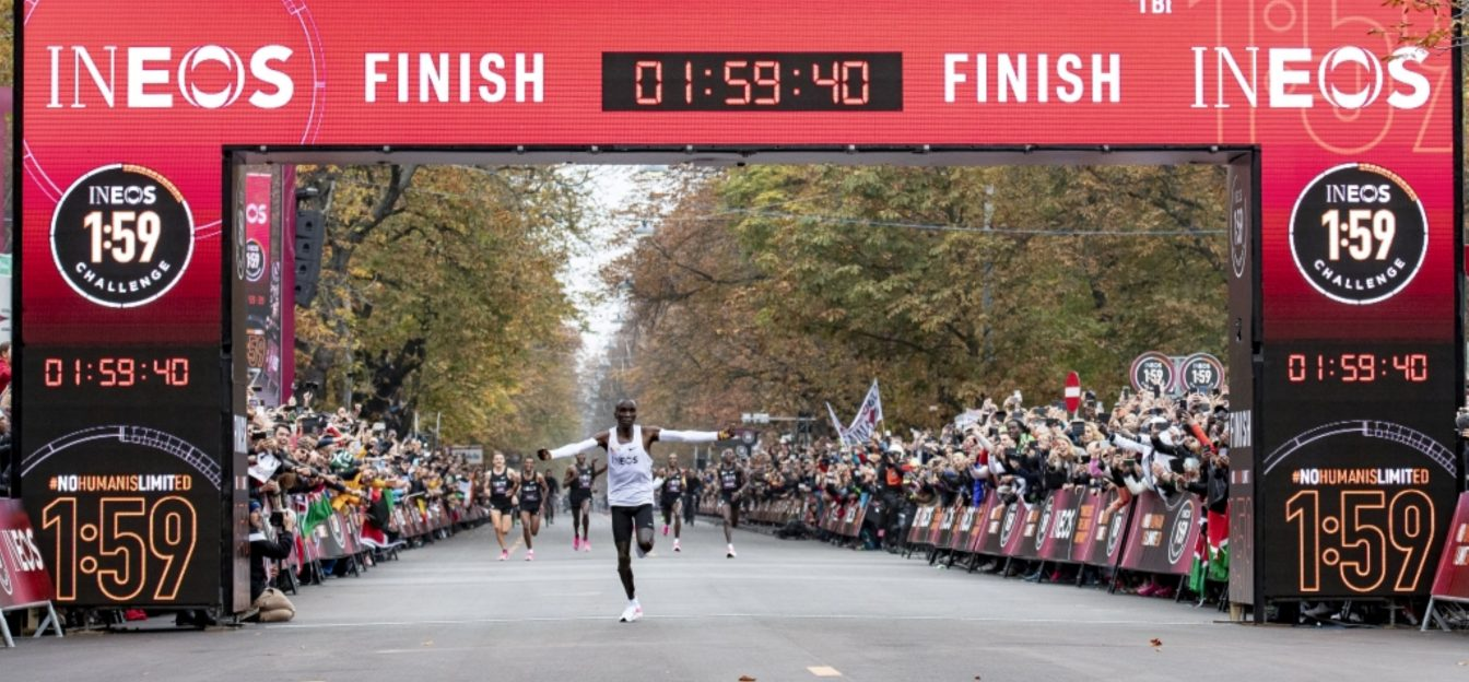 What Does it Take to Run the Impossible Marathon?