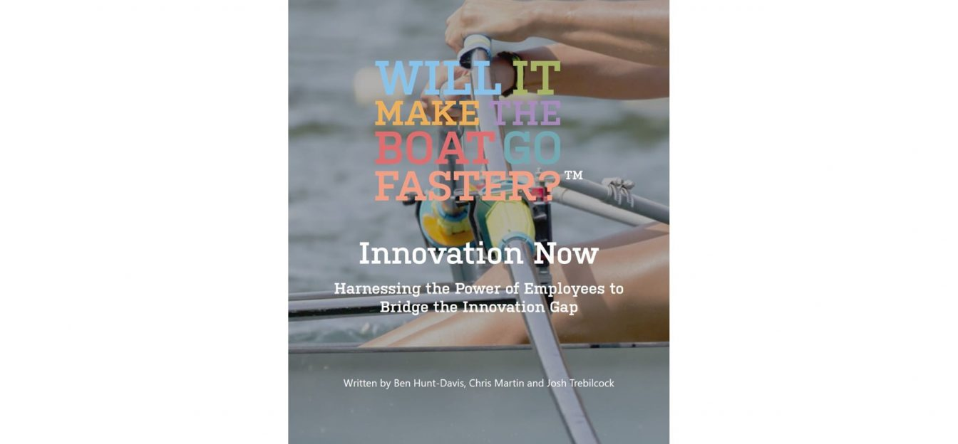 Innovation Now: Harnessing the Power of Employees to Bridge the Innovation Gap
