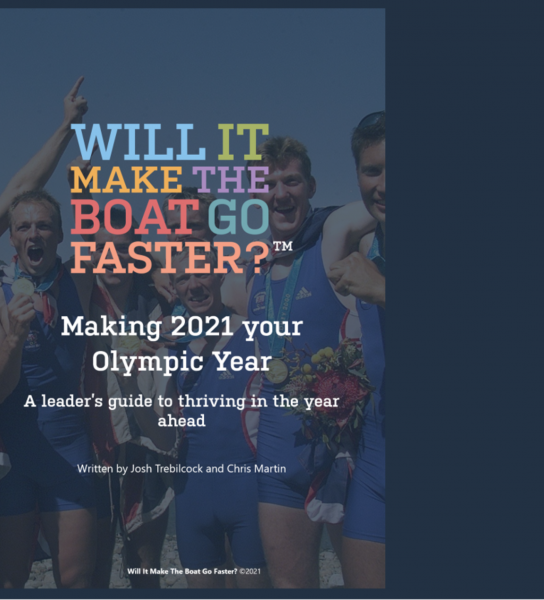 Whitepaper: Making 2021 your Olympic Year
